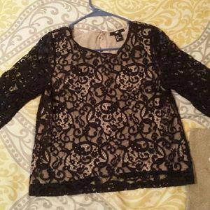 Womens/Junior Dressy Blouse